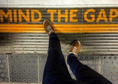 Is Transformation Your Destination? Better Mind the Gap