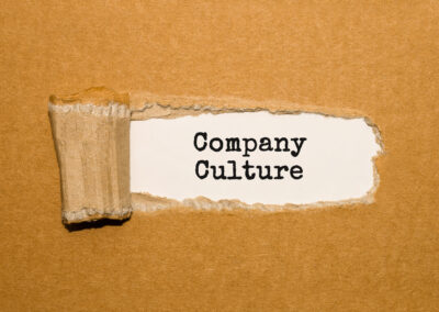When the Future of Work is Uncertain, Culture Looms Large for Talent Engagement and Retention